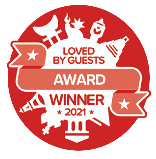 Hoteles.com Loved by Guests 2021